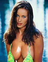 Kyla Cole is remastered in this incredible pictorial