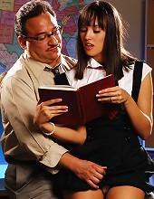 Nadia Aria - Seducing The Teacher
