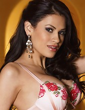 Vanessa Veracruz loves the idea you are watching her get off