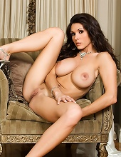 Taya Parker plays Cinderella who at midnight, throws off her elegant gown and lets the real sexy, sensual, naked party girl out to pla